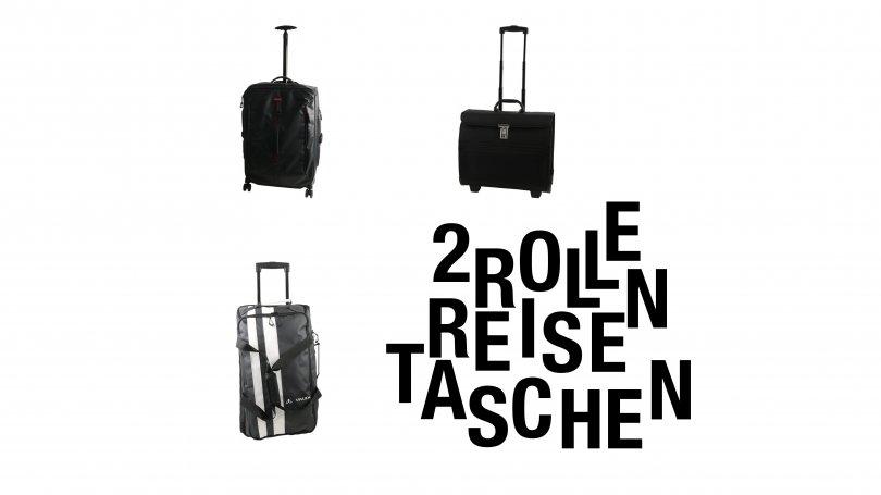 2-Rollen Reisetaschen