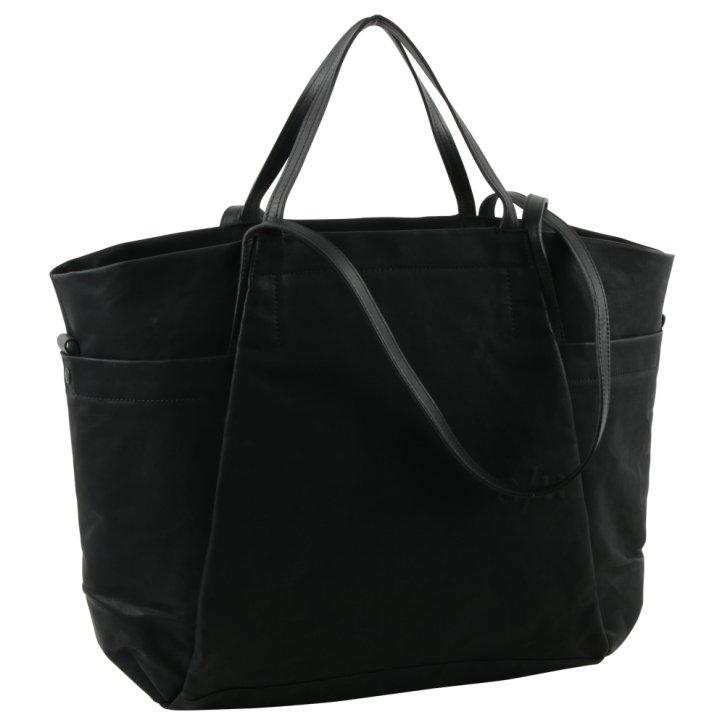 SAPPORO Shopper black