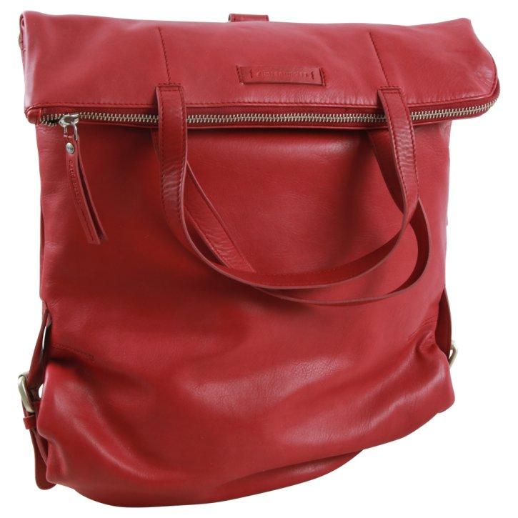 POMELO Rucksack/Handtasche red bud