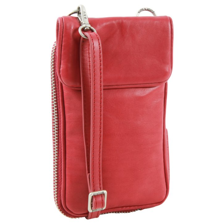 CLOUDBERRY Phonebag red bud