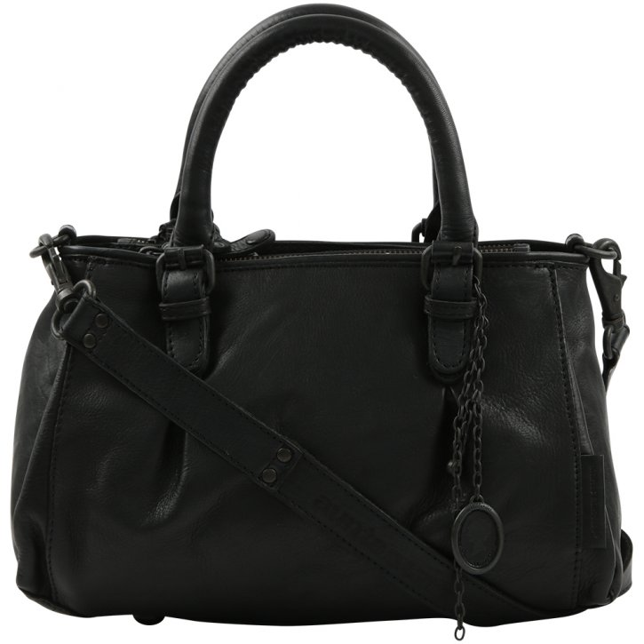 Aunts & Uncles MRS. CHOCO SPRINKLE Henkeltasche black smoke