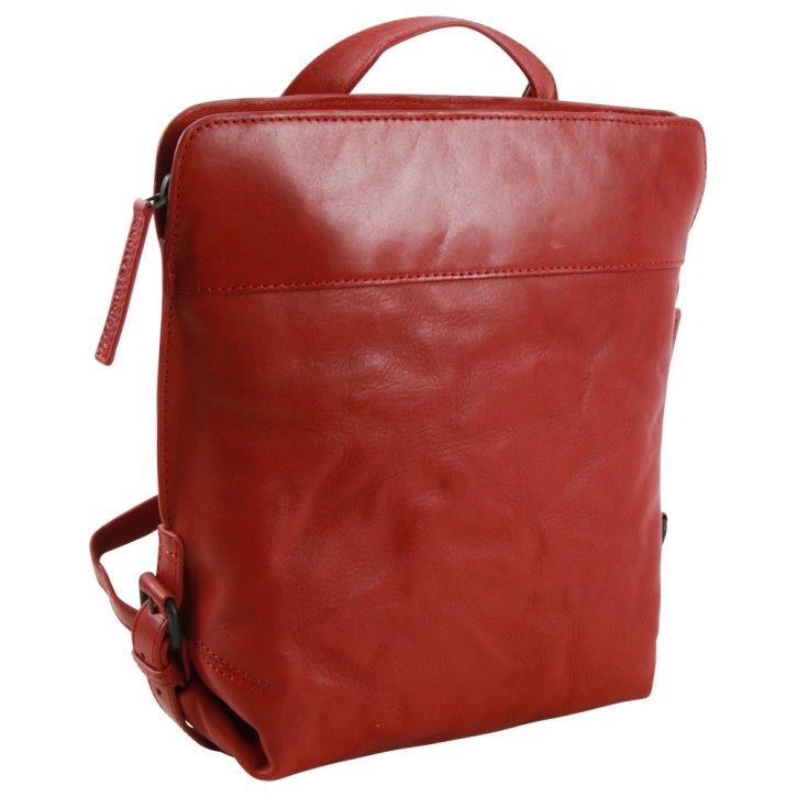 MRS CRUMBLE COOKIE 2in1 Rucksack crimson red