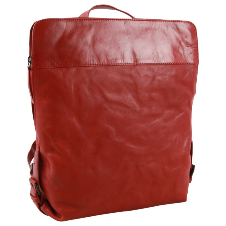 Mrs. Cherry Pie Rucksack multi. crimson red