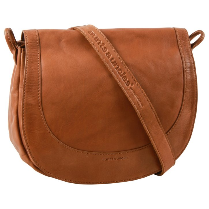 Aunts & Uncles MRS CHEESECAKE Saddle-bag caramel AU-40453-1