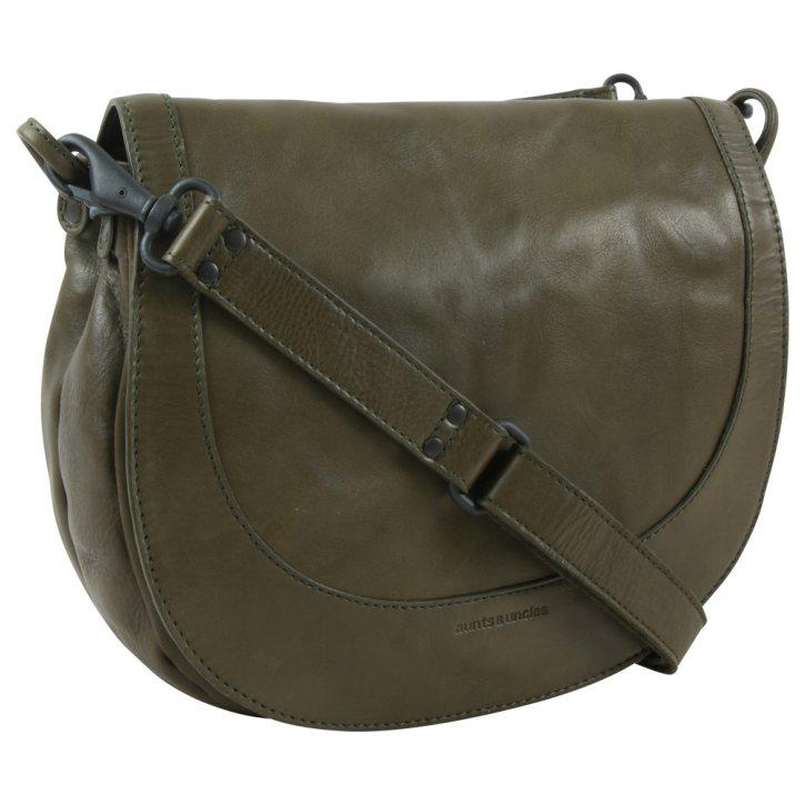 Aunts & Uncles MRS CHEESECAKE Saddle-bag pinewood AU-40453-81