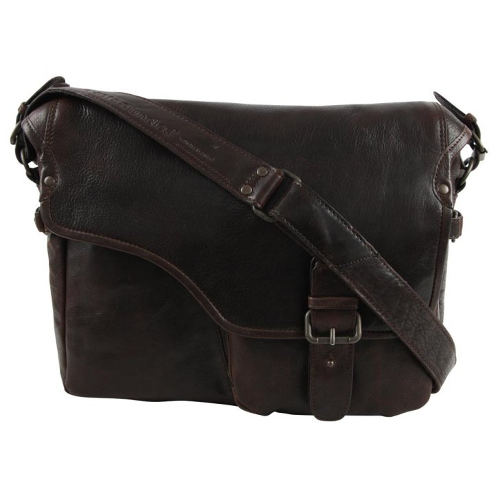 Aunts & Uncles CHANDLER Laptoptasche dark cigar