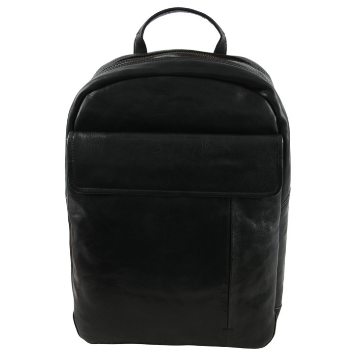 Aunts & Uncles LOGAN Business-Rucksack black suit