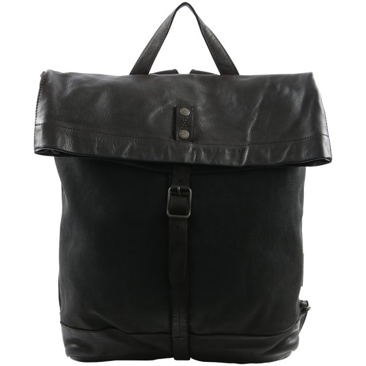 THE SPARROW Laptoprucksack tobacco