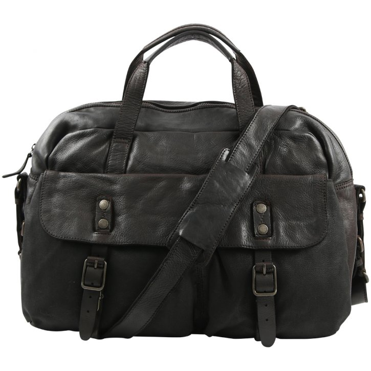 Aunts & Uncles THE HENRIQUATRE Laptoptasche tobacco