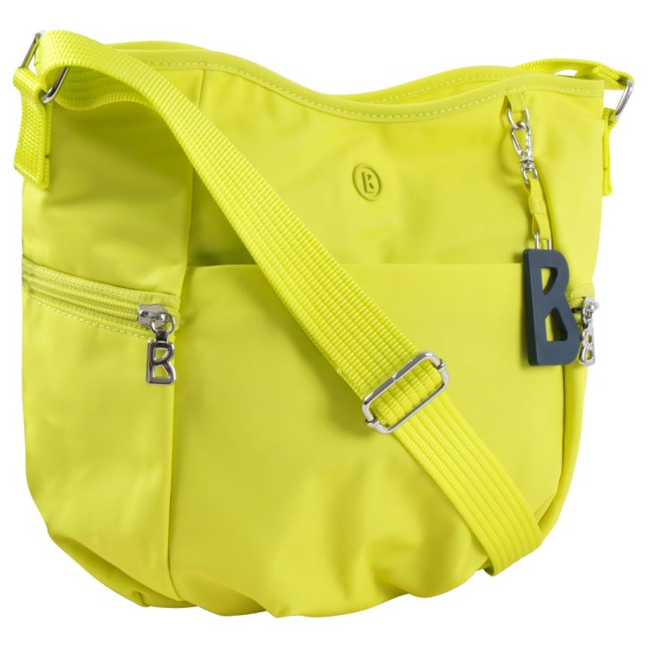 Bogner ARIA light yellow shoulderbag