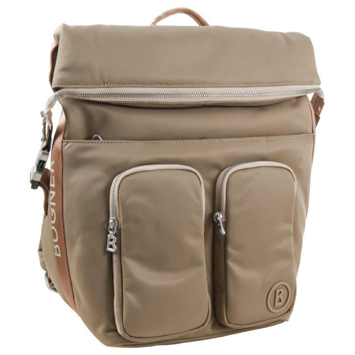 Bogner FISS Illa backpack mvz latte macchiato