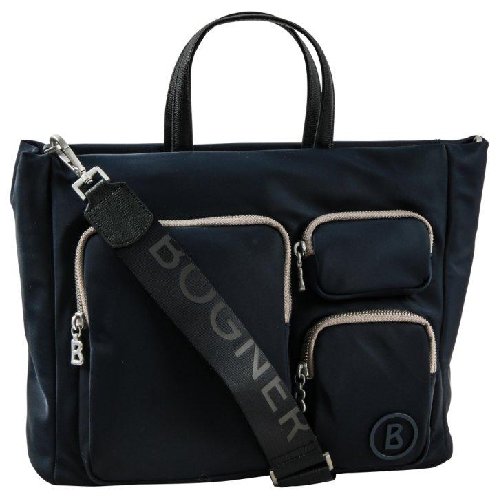 Bogner FISS Leonie handbag lhz dark blue