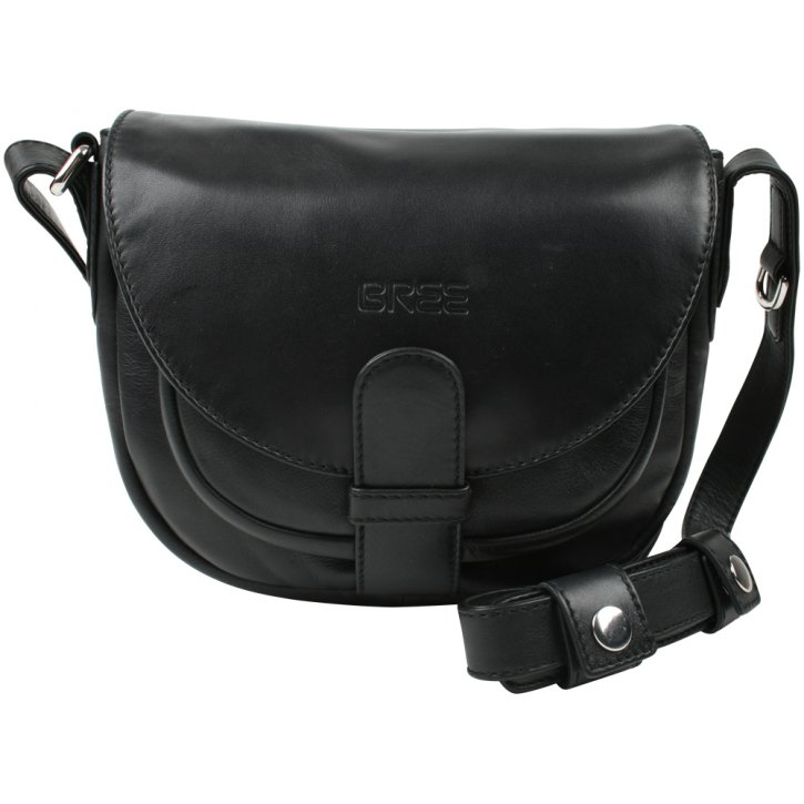 LADY TOP 1 Handtasche black