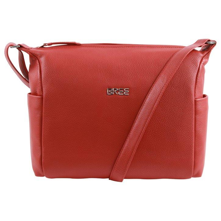 BREE NOLA 3 massai red handbag