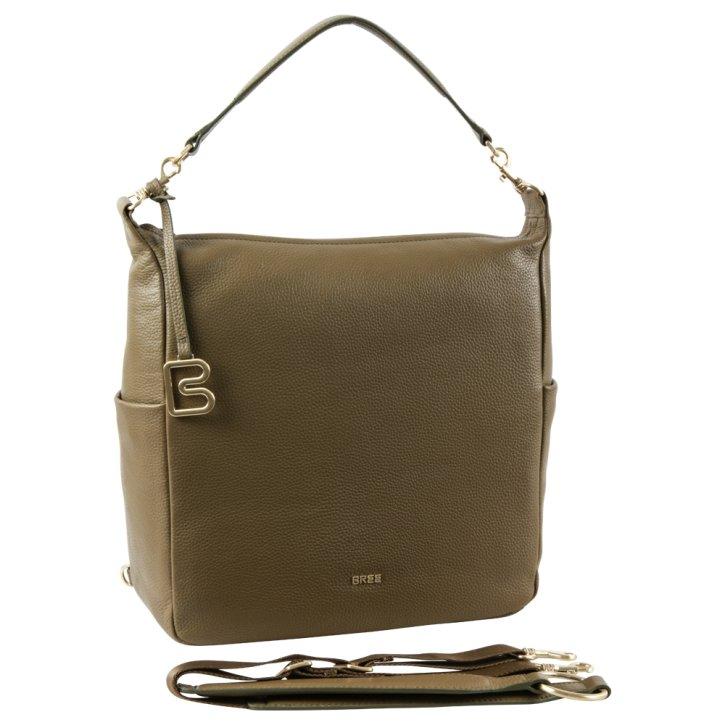NOLA 6 olive backpack