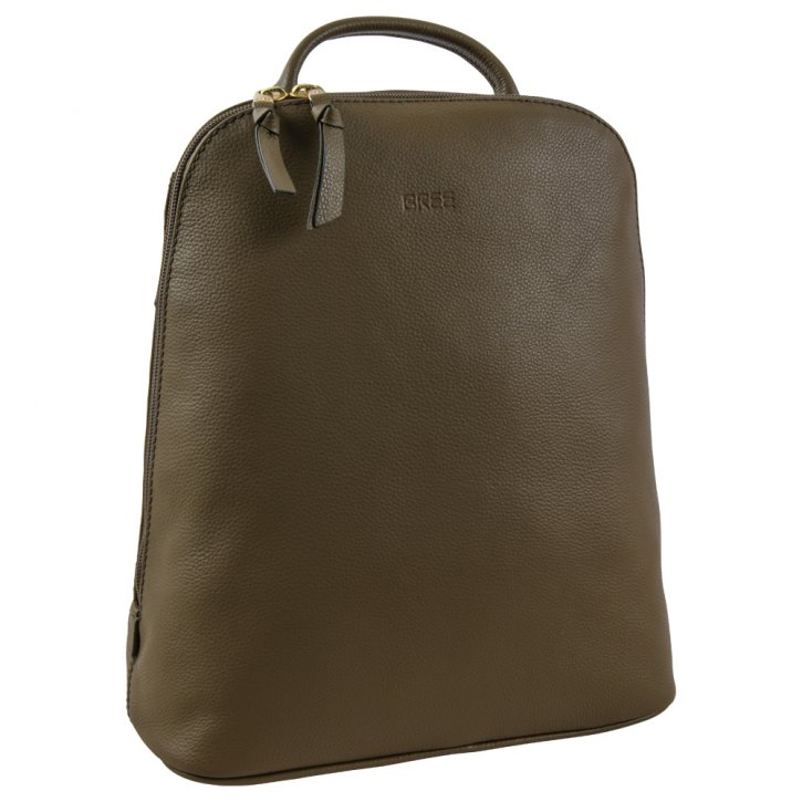 BREE Cary 4 Rucksack olive