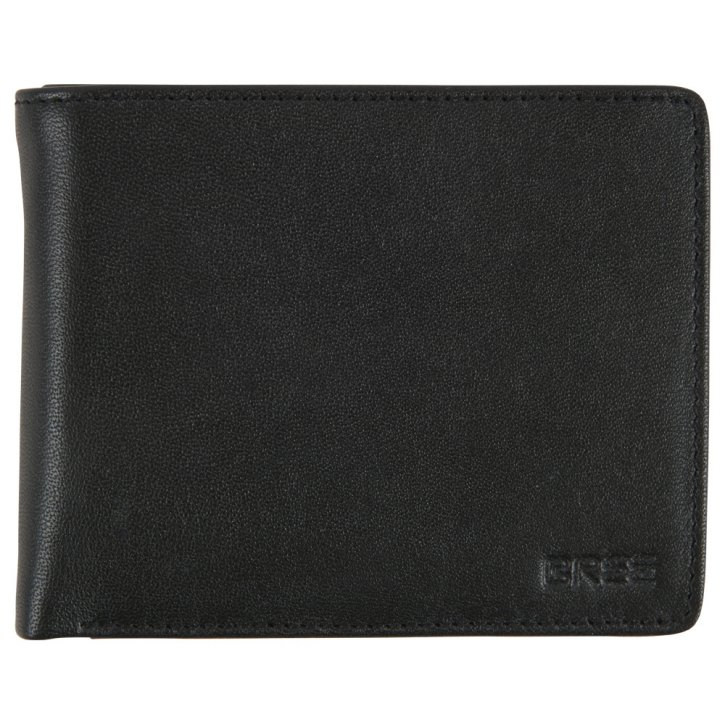 POCKET NEW 110 black soft wallet