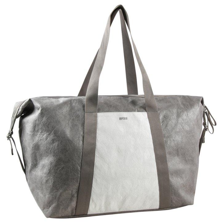 VARY 7 grey/white weekender