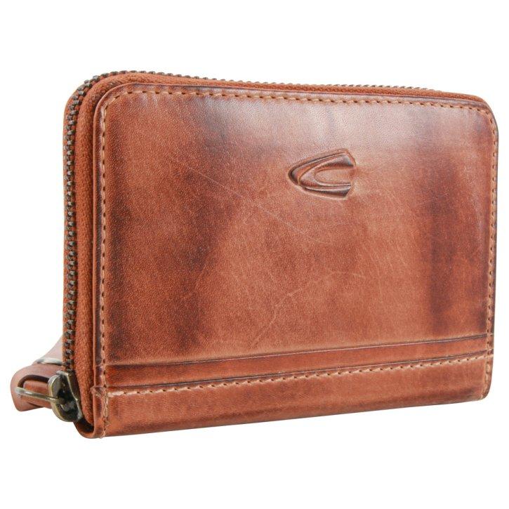 SULLANA W1  wallet RFID  cognac