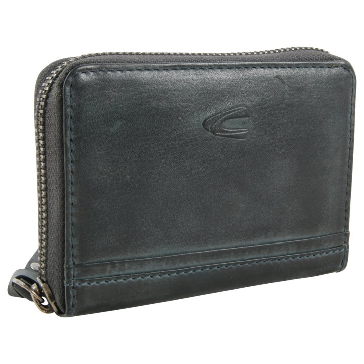SULLANA W1 wallet RFID  dark blue
