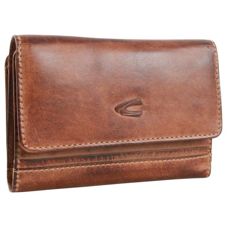 CAMEL ACTIVE SULLANA W2 wallet RFID  cognac