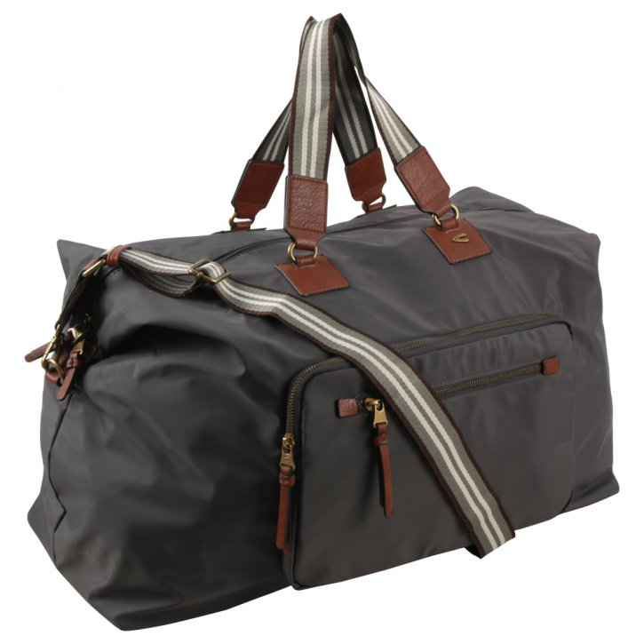 Bari Travel bag dark grey