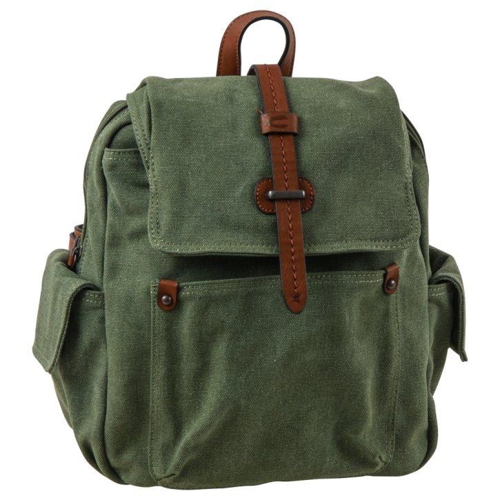 CAMEL ACTIVE Aubrey backpack khaki