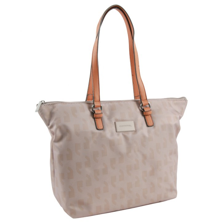 any time  taupe shopper
