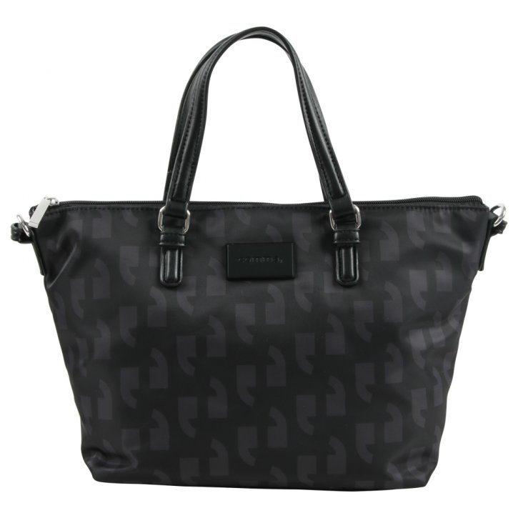 ANY TIME Handtasche black