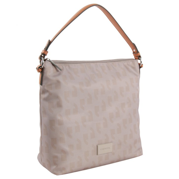 any time taupe hobo