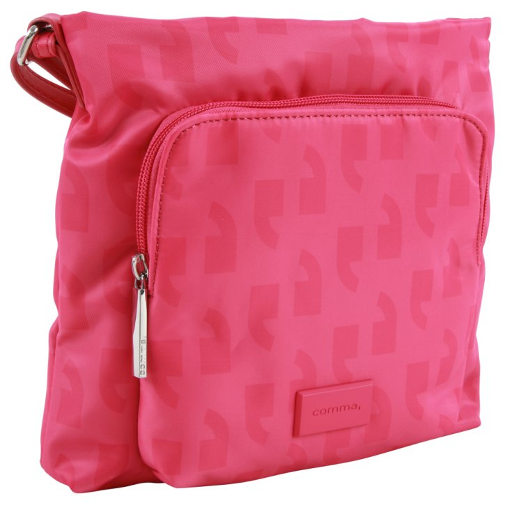 ANY TIME Schultertasche pink
