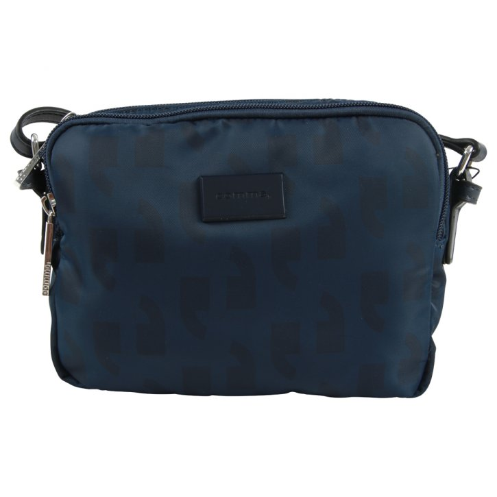 ANY TIME Schultertasche dark blue