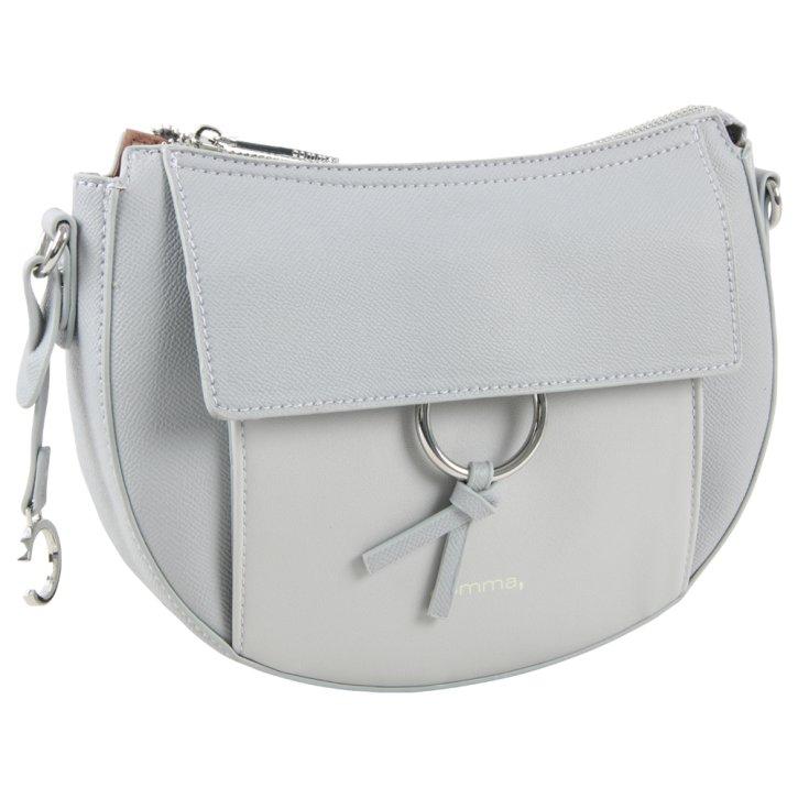 LEASURE MIX Handtasche light grey