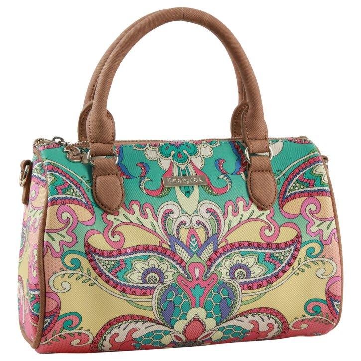 DESIGUAL GRAND VALKIRA BOWLING BAG M