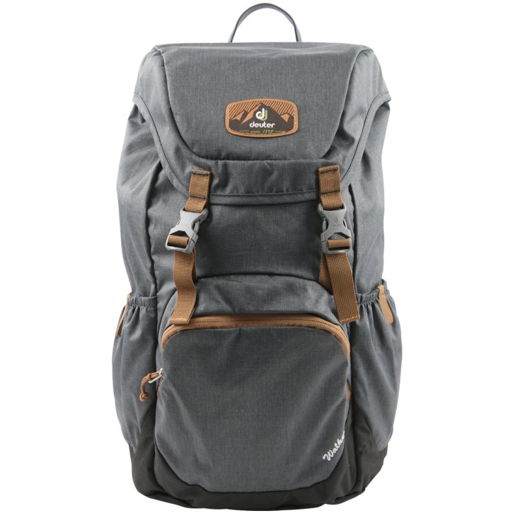 Deuter WALKER 20 Rucksack anthracite black