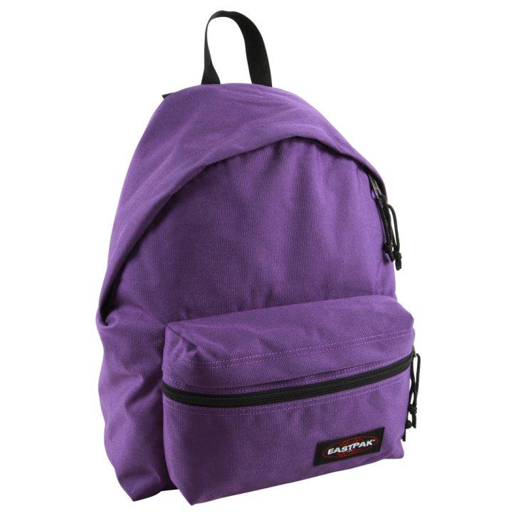 PADDED ZIPPL´R Rucksack prankish purple