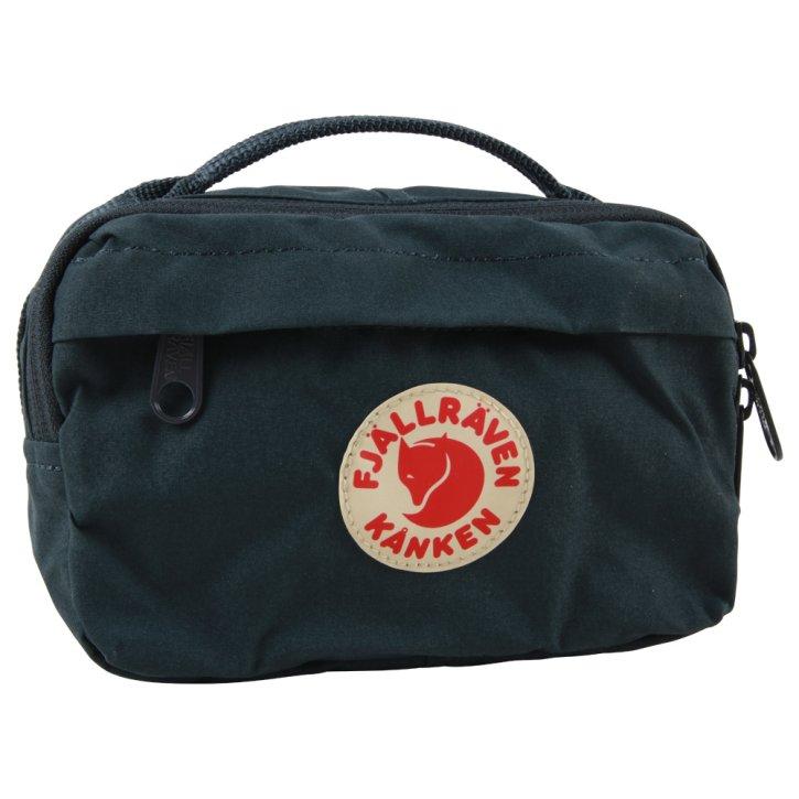 KANKEN  hip pack navy