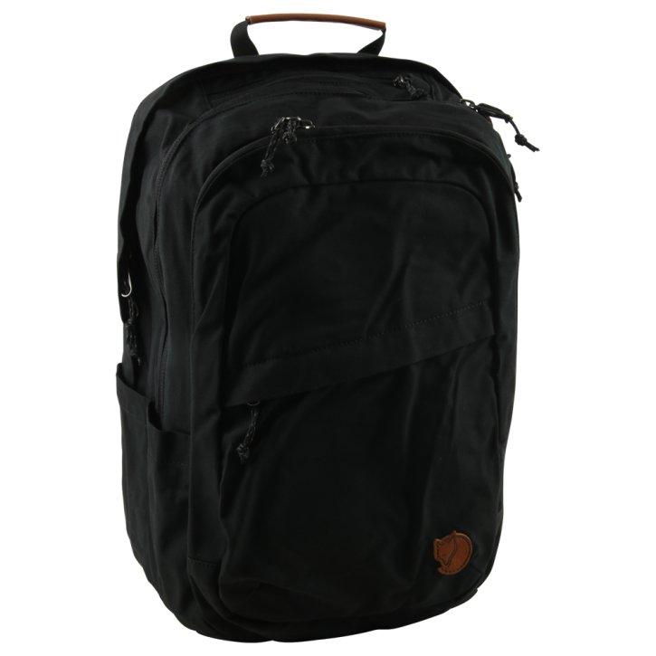RÄVEN 28 L Rucksack black