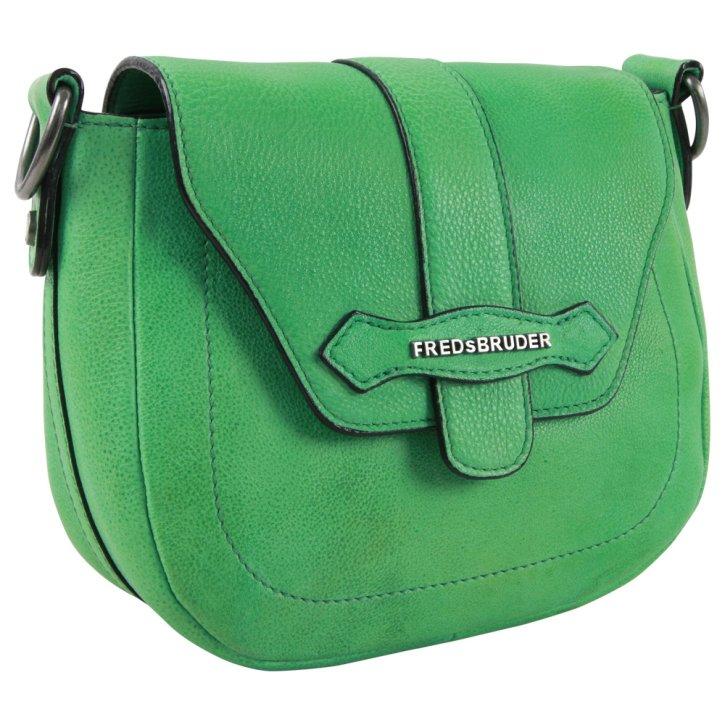 CALUSA Schultertasche green