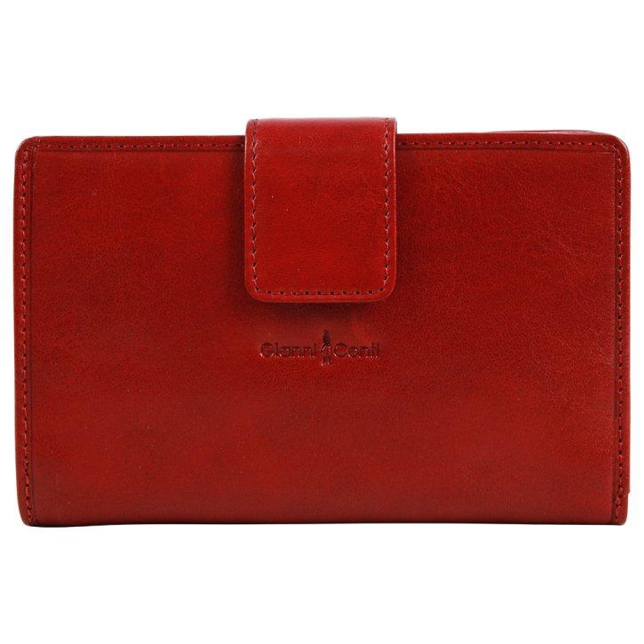 Brieftasche Rosso