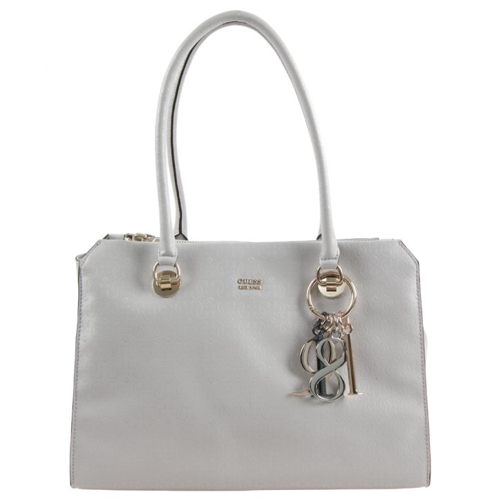 Guess TAMRA SOCIETY CARRY Handtasche stone
