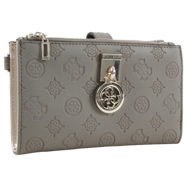 Guess NINNETTE Börse taupe