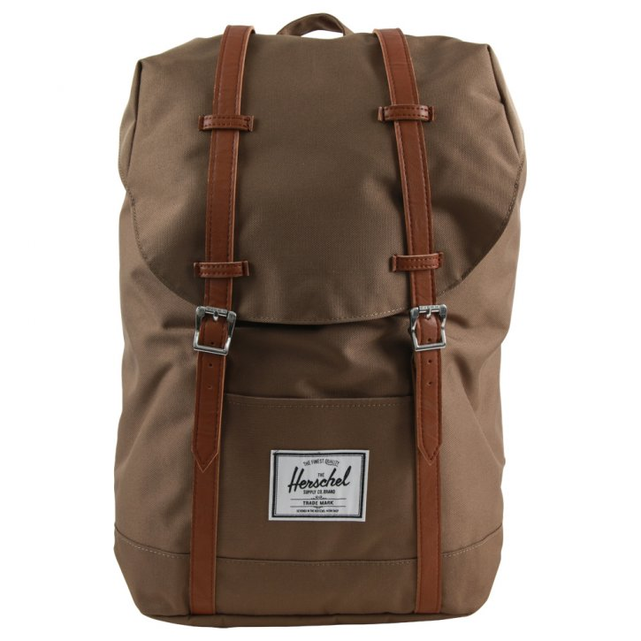 HERSCHEL RETREAT Rucksack CUB/TAN