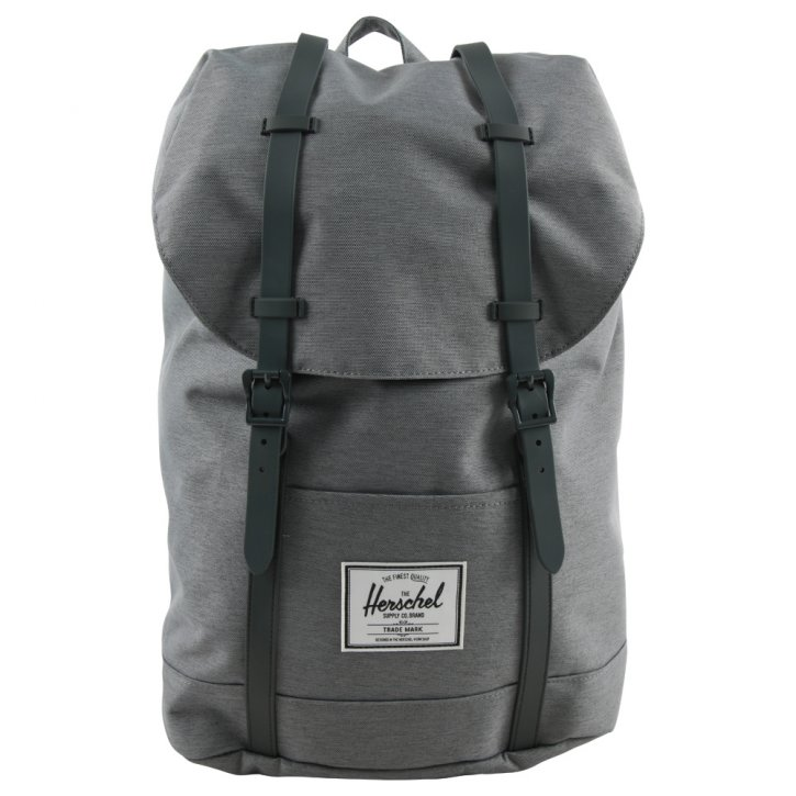 HERSCHEL RETREAT mid grey