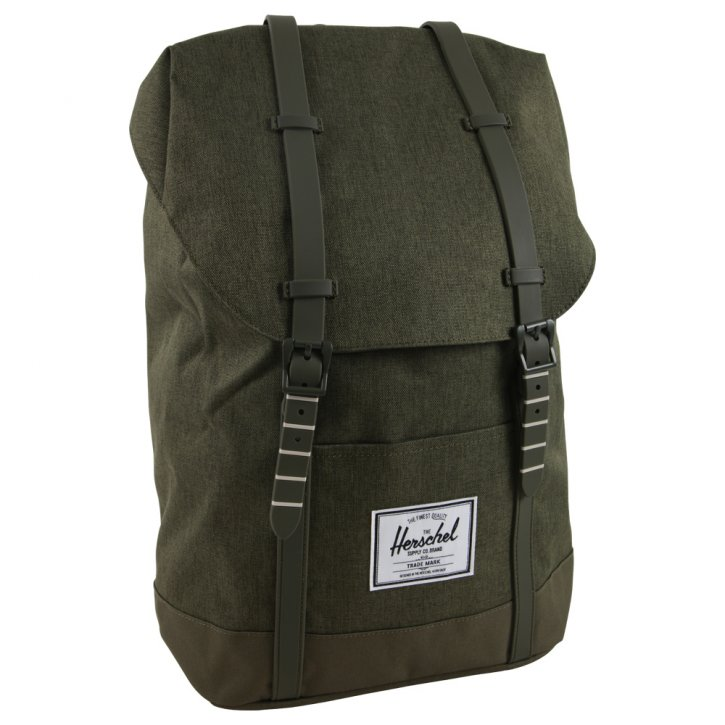 HERSCHEL RETREAT olive night