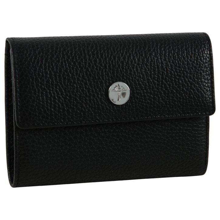 CHIARA Cosma Damenbörse black