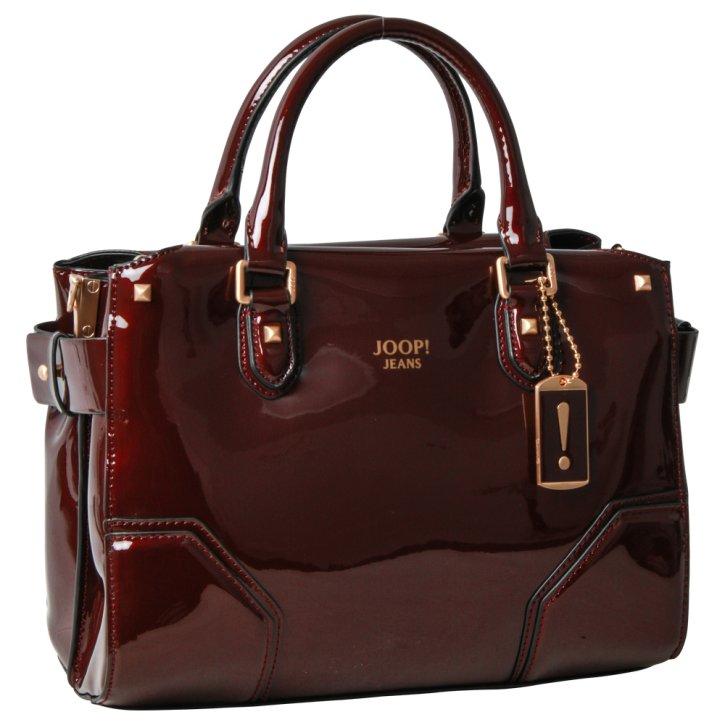 VEREA Handbag burgundy