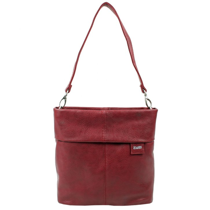 Mademoiselle M8 kleine Shoulder Bag blood