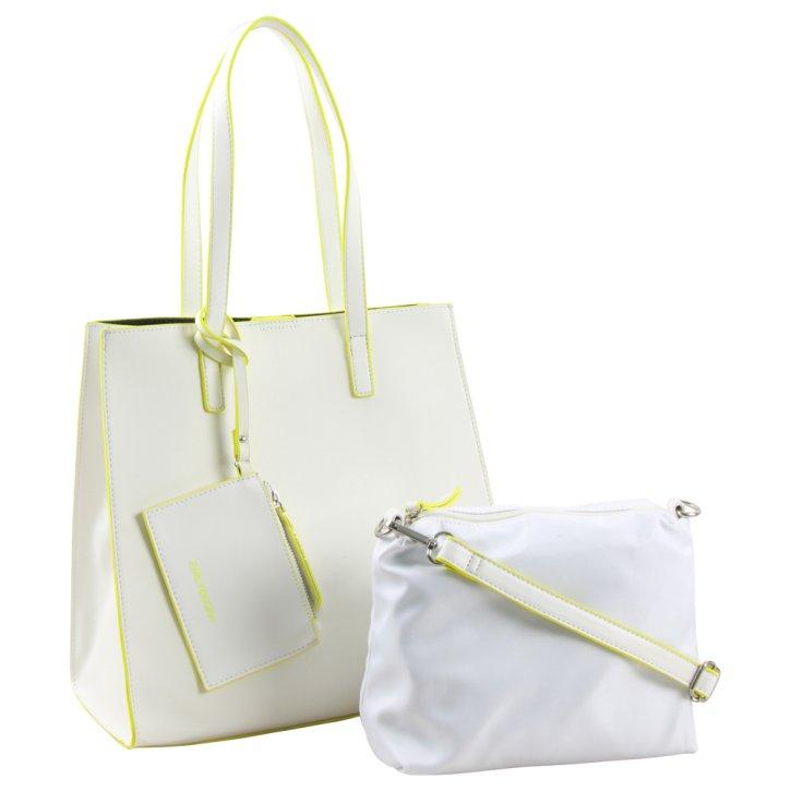 Lina Shopper white