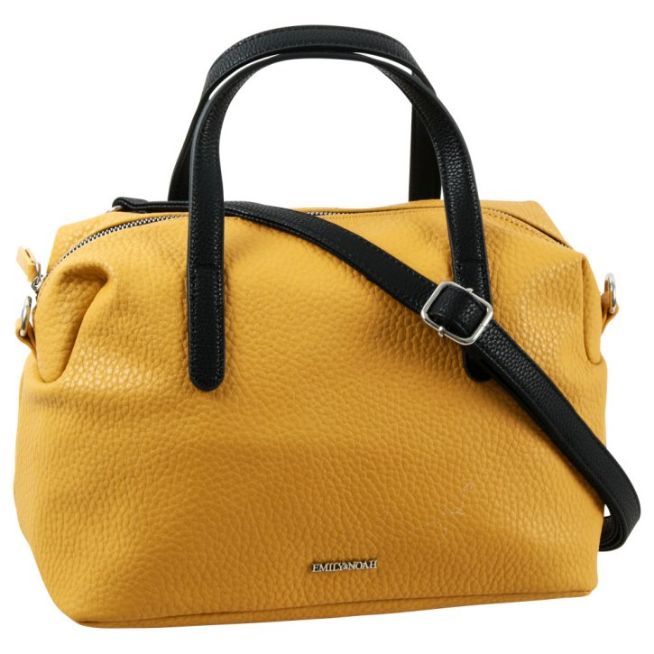 Emily & Noah LAETICIA yellow bowlingbag
